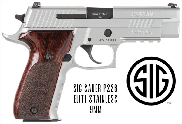 Sig Sauer father's day promotion free air pistol
