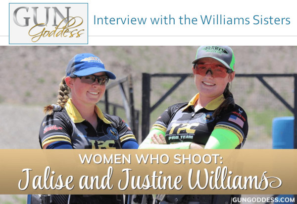 Jalise Justine williams pistol 3-gun sponsor team colt springfield