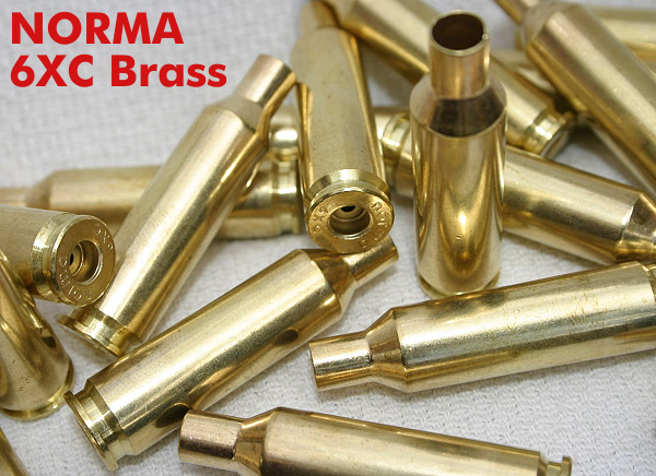 6XC Norma brass