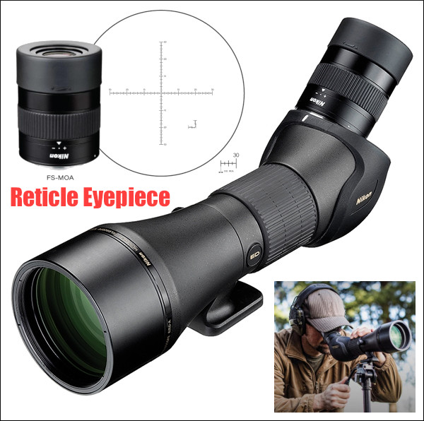 Nikon MEP-30 Reticle Eyepiec