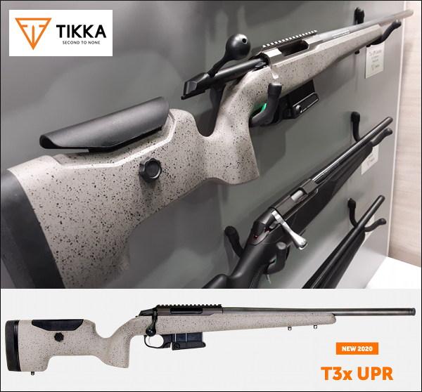 Tikka T3X UPR SHOT Show