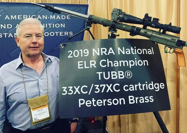Tubb 33XC 37XC ELR rifle Ammo