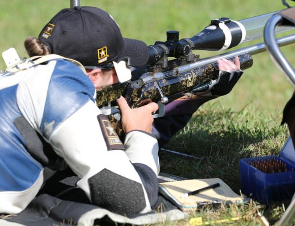 USAMU SSG sergeant Erin McNeil wins 2021 Interservice Rifle Championship smallbore high power