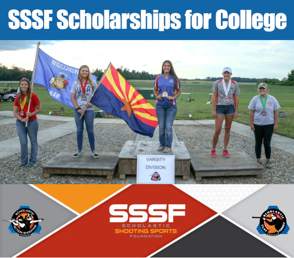 SSSF high school scholarship college collegiate athlete