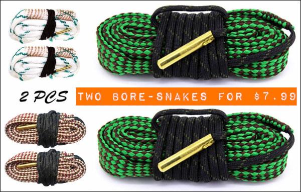 Bore-Snake stocking stuffer two kit