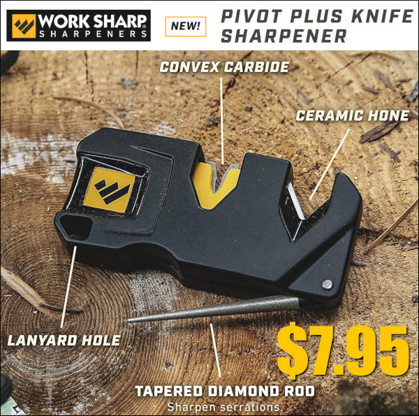 pivot plus knife sharpen sharpener worksharp amazon