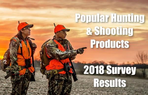 hunter rifle shooting survey Southwick Associates 2018