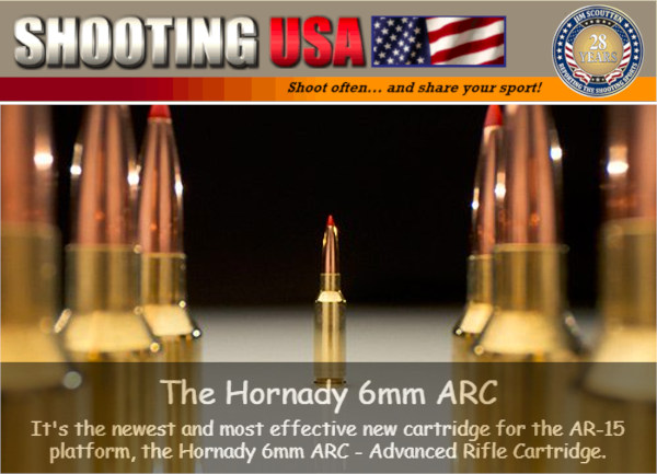 6mm ARC brownells bolts cartridge loaded ammunition hornady