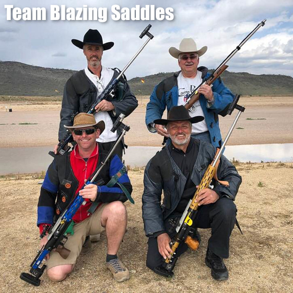 2019 Berger Southwest Nationals SWN Ben Avery Phoenix Arizona Lapua Capstone F-Class Sling Team Texas Blazing Saddles