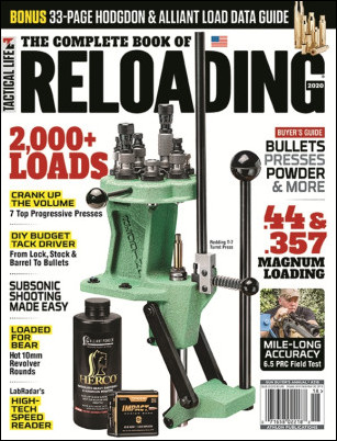 The complete book of reloading tactical life video series