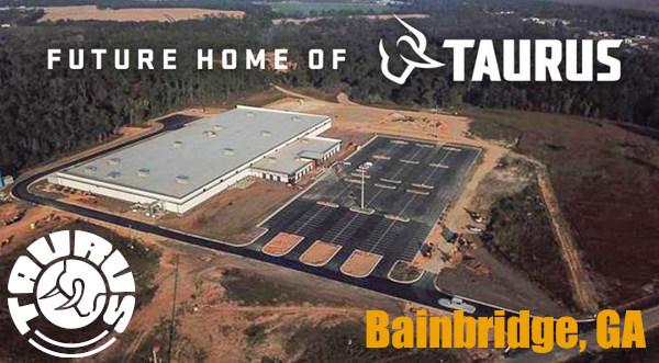 Taurus factory center bainbridge georgia pistol revolver factory