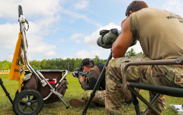 2021 Interservice Rifle Team Championship Match USAMU Quantico Virginia