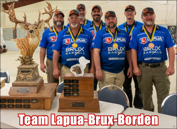 Lapua brux borden Team Berger SW southwest Nationals SWN Jay Christopherson Tod Hendricks
