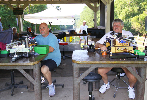 Thurmont Conservation club IBS International Benchrest Score Championship Nationals Maryland VFS 30 BR PPC