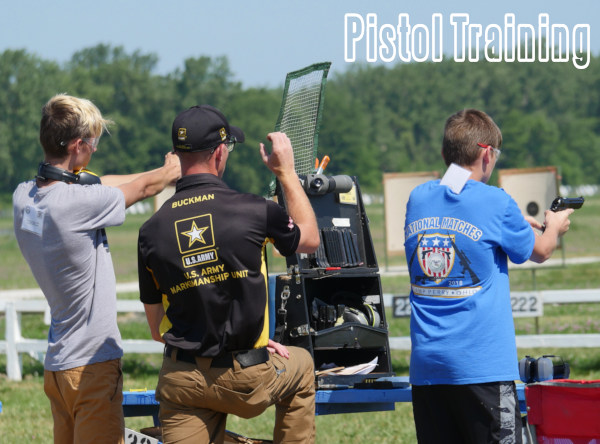 Camp Perry small arms firing school training ohio