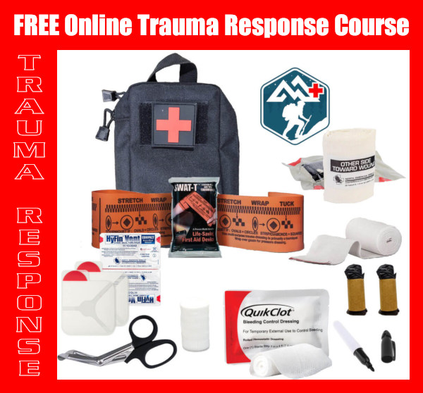 Mountain Man Medical emergency trauma online course education video series