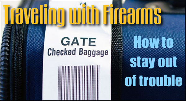 berger SWN Air Travel FAA TSA rules