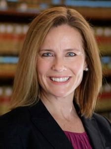 Judge Amy Coney Barrett SCOTUS supreme court nominee donald trump