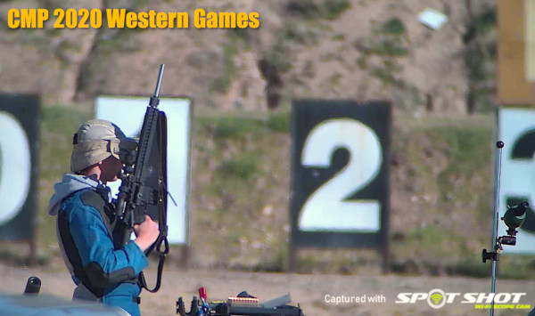CMP western games Arizona Ben Avery Tyler Fisher High Power Service Rifle