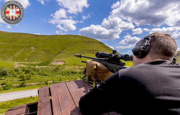 UK United Kingdom PRL Precision rifle league Orion Firearms Training Cambrian Mountains England