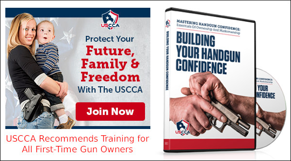 Gun BUyers pandemic first time firearms owner USCCA pistol training