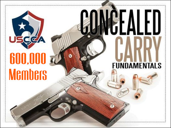 USCCA Concealed Carry Permit