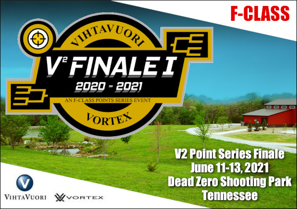 v2 f-tr f-open f-class shooting tournament finale point series tennessee dead zero shooting park