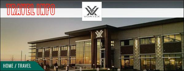 Vortex Edge Training facility Wisconsin