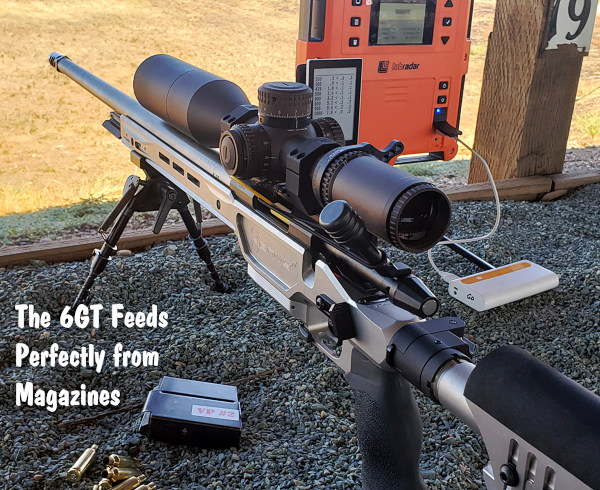 6GT Cartridge Alpha Munitions GA Precision LabRadar PRS NRL brass 6.5x47 Lapua fire-formed neck-turn project