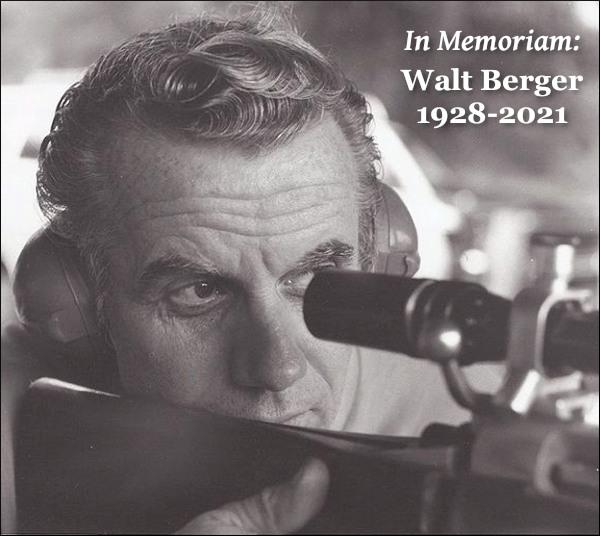 Walt Berger bullets RIP memorial Benchrest Range Ben Avery