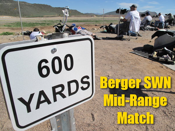Berger SW Nationals mid-range match