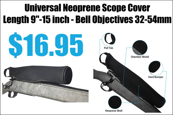 neoprene scope cover
