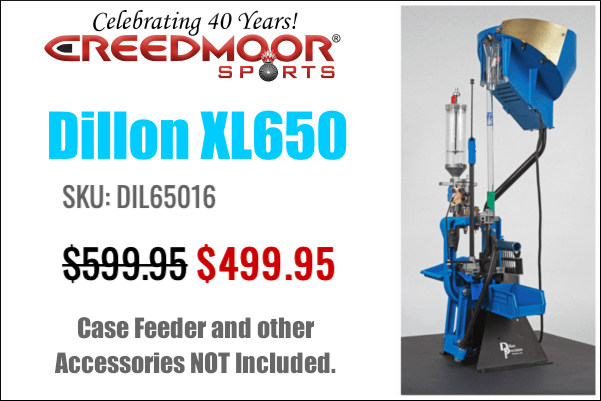 dillon xl650 press