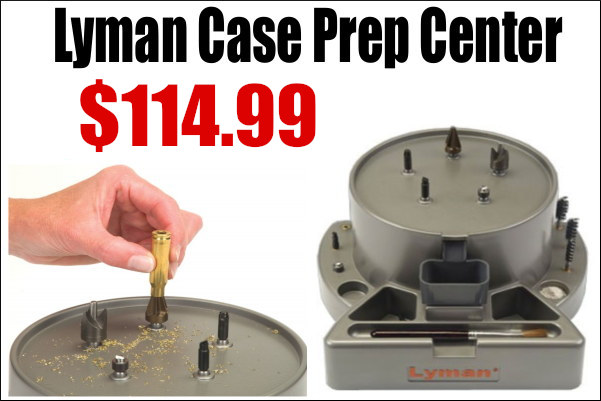 Lyman Case Prep Center Sale