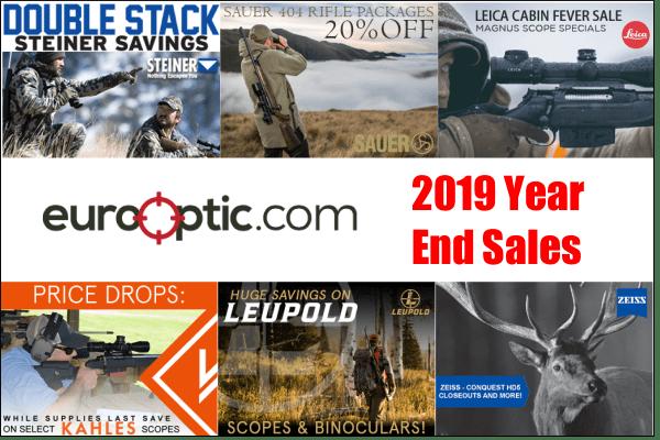 eurooptic sale