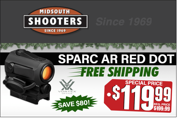 sparc red dot sale