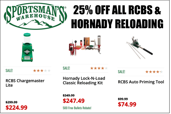 rcbs hornady sale
