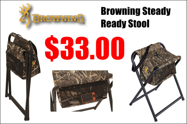 browning stool