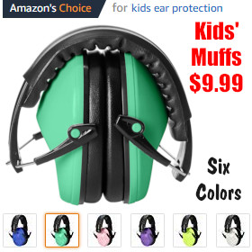 amazon kids youth ear muffs protection hearing