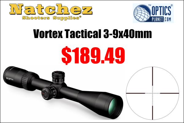 vortex tactical scope