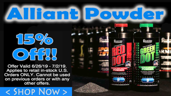 alliant powder sale
