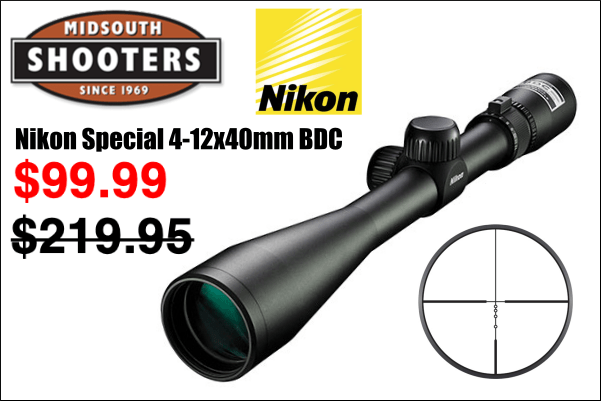 nikon scope sale