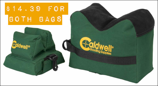 Caldwell deadshot front rear bag sandbag sale varminter