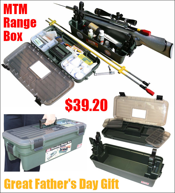 MTM Shooting Range Box case travel Midsouth Amazon sale discount