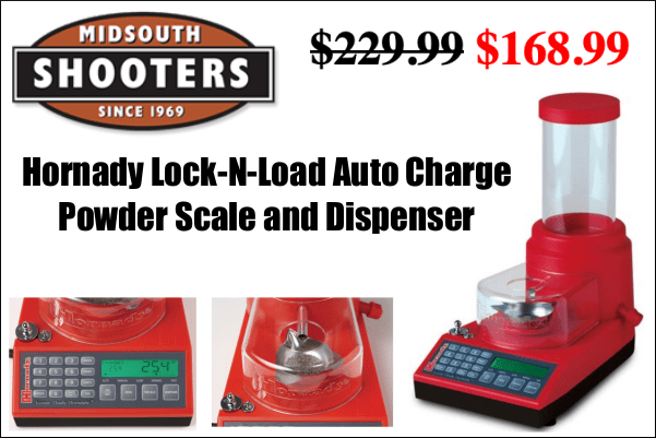 Hornady Powder Dispenser