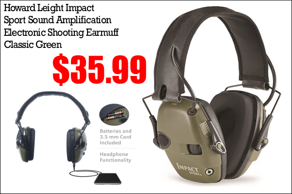 Howard Leight Ear Muffs