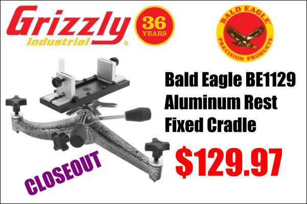 bald eagle front rifle rest
