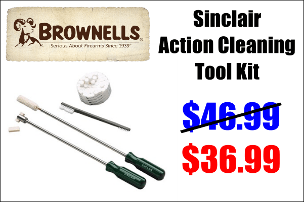 sinclair chamber cleaning tool kit