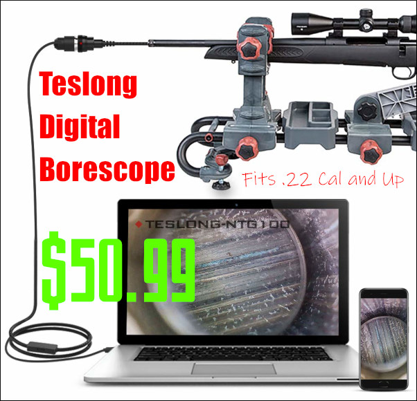 teslong digital borescope