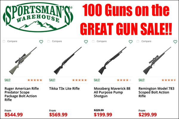 great gun sale